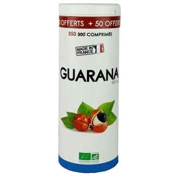 Guarana biologique 500 mg 300 comprimés