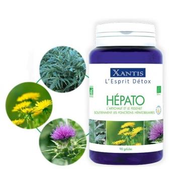 Hépato Bio 90 gélules / 30 jours