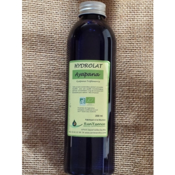 hydrolat ayapana bio Run'essence 200ml