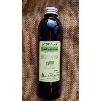 hydrolat menthe poivrée bio Run'essence