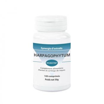 HARPAGOPHYTUM & cartilage de requin - 100 gélules