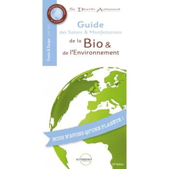Guide des salons et manifestations de la bio et de l'environnement 2018-2019