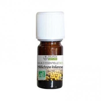 Hélichryse Italienne BIO - Huile essentielle 5 ml