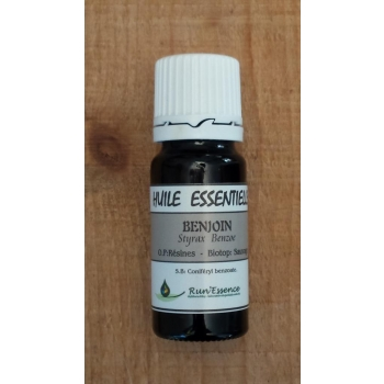 huile essentielle benjoin Run'essence