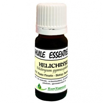 Helichryse gymnocephale Run'essence
