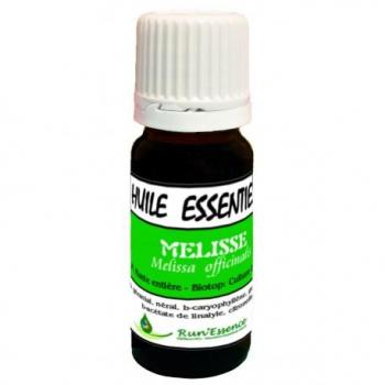 huile essentielle mélisse melissa officinalis