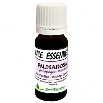 huile essentielle palmarosa AB run'essence 10ml