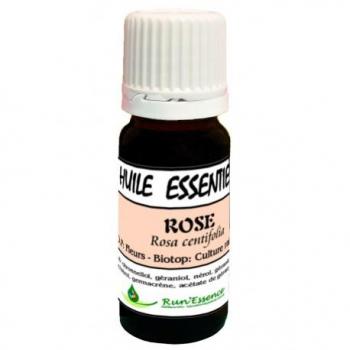 huile essentielle rosa centifolia run'essence 3ml