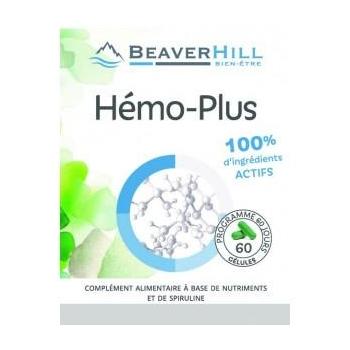 HEMO-PLUS - PROMO ! - 3 Achetés/1 Offert