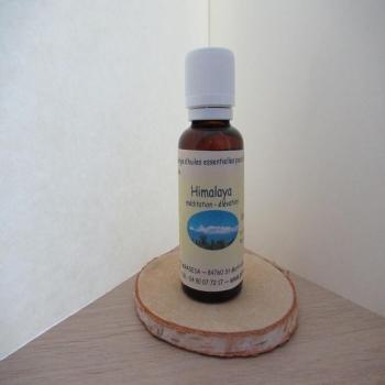"Synergie à diffuser aux huiles essentielles 30ml ""himalaya"""