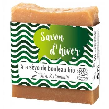 Savon d'Hiver - Le parfum chaud et épicé de la cannelle