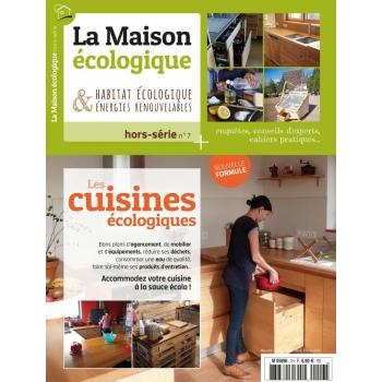 Hors série Cuisines écologiques