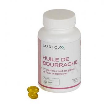 Huile-de-bourrache_premiere-pression-à-froide_menopause_hormone_peau_complement-alimentaire_lorica