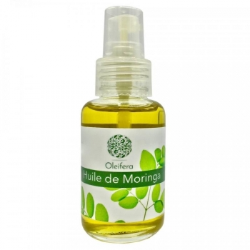 Huile de Moringa Oleifera 50 ml