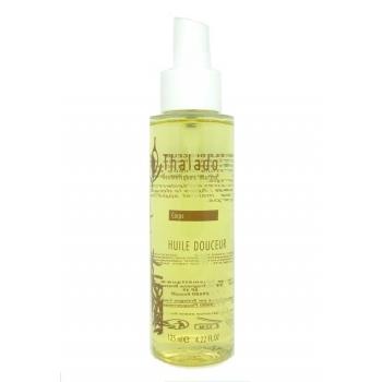 Lot de deux huiles de massage aux algues parfumées au monoi