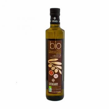 """DUO """"classique"""" : Huile d'olive et Vinaigre balsamique crétois"""