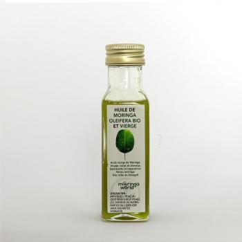 Huile de Moringa Bio et pure 100 ml