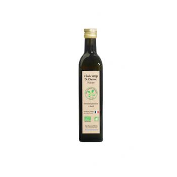 L'Huile Vierge de Chanvre Bio Nature - 500 ml