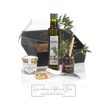 Huile d'olive & Saveurs de terroirs