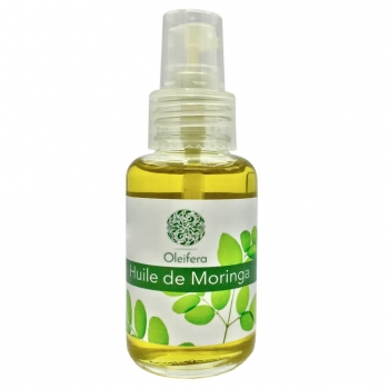 Huile de Moringa oleifera - 50ml
