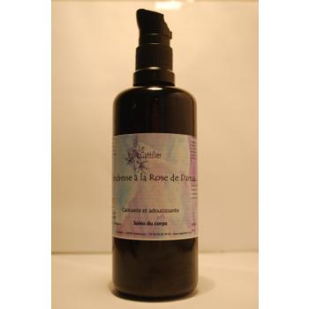 Huile douce a la rose de damas – 50 ml