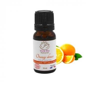 Huile essentielle orange Douce Bio Chémotype 10ml