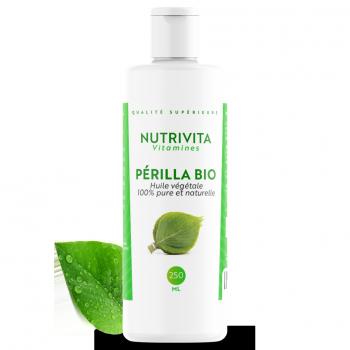 Huile de Périlla Bio - 250 ml