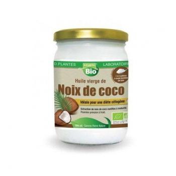 Huile Vierge De Noix De Coco Bio - D.Plantes