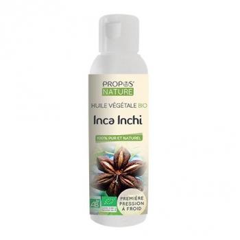 Inca Inchi BIO - Huile végétale vierge 100 ml