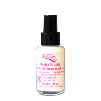 Crème hydratante Hydra'fluide - 50 ml