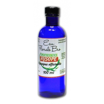 Hydrolat (ou eau florale) Hysope BIO 100 ml DROMESSENCE