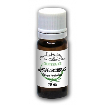 Huile essentielle Hysope aristatus BIO 5 ml DROMESSENCE