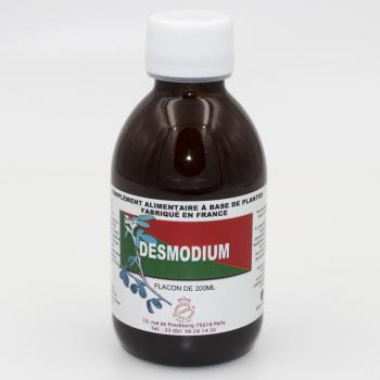 Desmodium liquide - Détoxiquant – Traitement de l'asthme - 200 ml