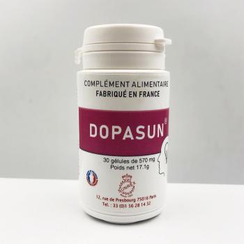 Dopasun - A base de dopamine pour le système nerveux