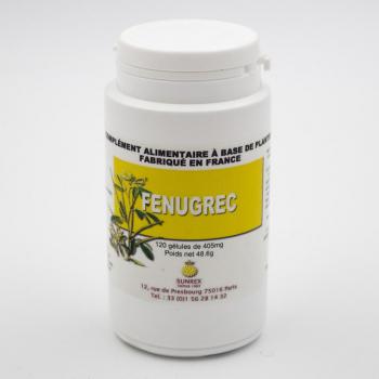 Fenugrec - 120 gélules
