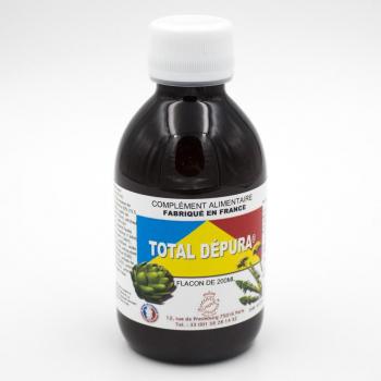 Total Dépura - Dépuratif complet - 200 ml