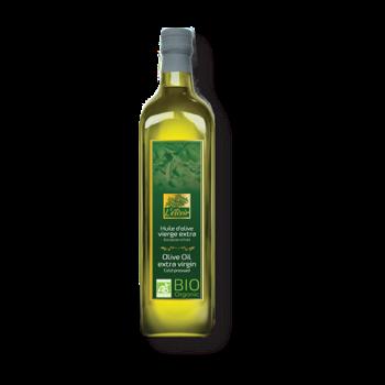 L'élixir - Huile d'olive vierge extra BIO - 1L