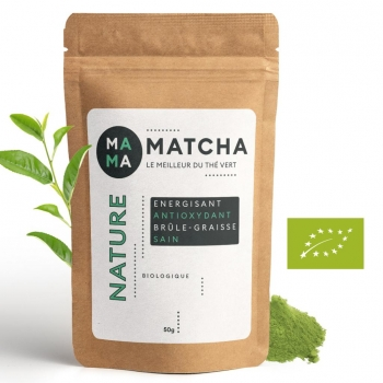 Thé matcha (50g)