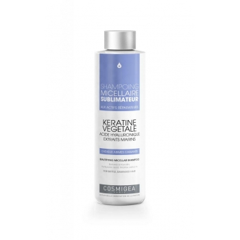 Shampoing micellaire kératine 400 ml
