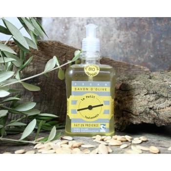 Savon liquide huile d'olive et argan bio - 1L