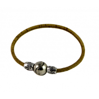 Bracelet boule ronde