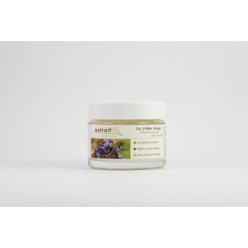 Lot de 2 pots Crème visage à l'huile Biologique de Chia