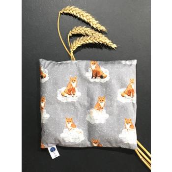 Petite bouillotte au blé biologique renard