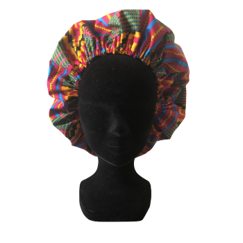 bonnet satin et wax esancyel cosmetics