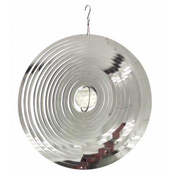 Mobile univers miroir boule de crystal