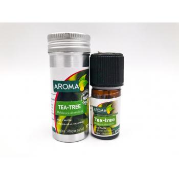 Huile essentielle d'arbre à thé (tea tree)