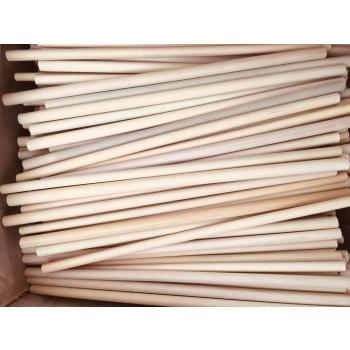 Pailles en bambou L20 cm fines