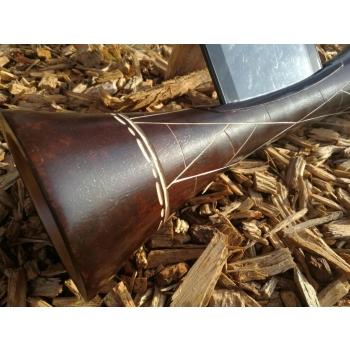 Eco Speaker IPAD enceinte naturelle écologique en bois amplificateur de son sans onde pour téléphone portable dock iphone, samsung androïd ou IOS