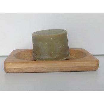 Shampoing solide à la Moringa 70g, pour 50 shampoings Bio , économique, zéro déchet