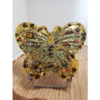 Papillon Orgonite